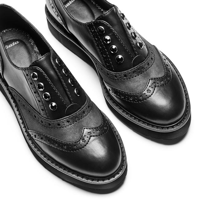 Women's shoes bata, Noir, 511-6292 - 26