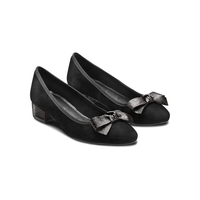 BATA Chaussures Femme bata, Noir, 523-6197 - 16
