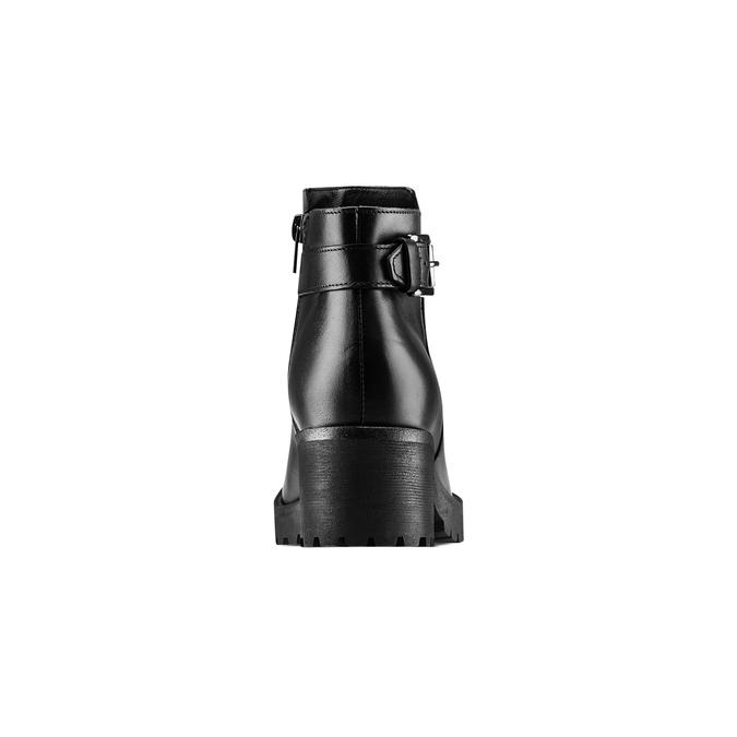 BATA Chaussures Femme bata, Noir, 794-6407 - 15