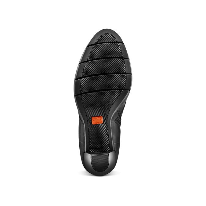 Women's shoes flexible, Noir, 794-6211 - 19