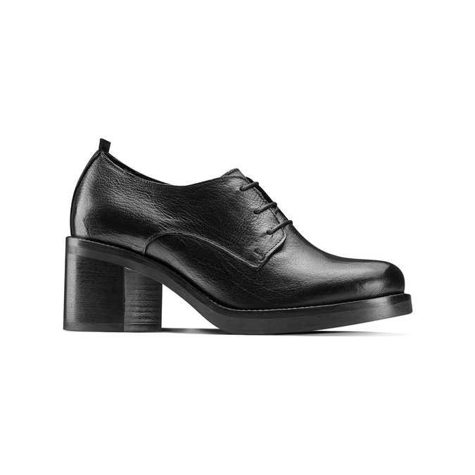 BATA Chaussures Femme bata, Noir, 724-6119 - 13