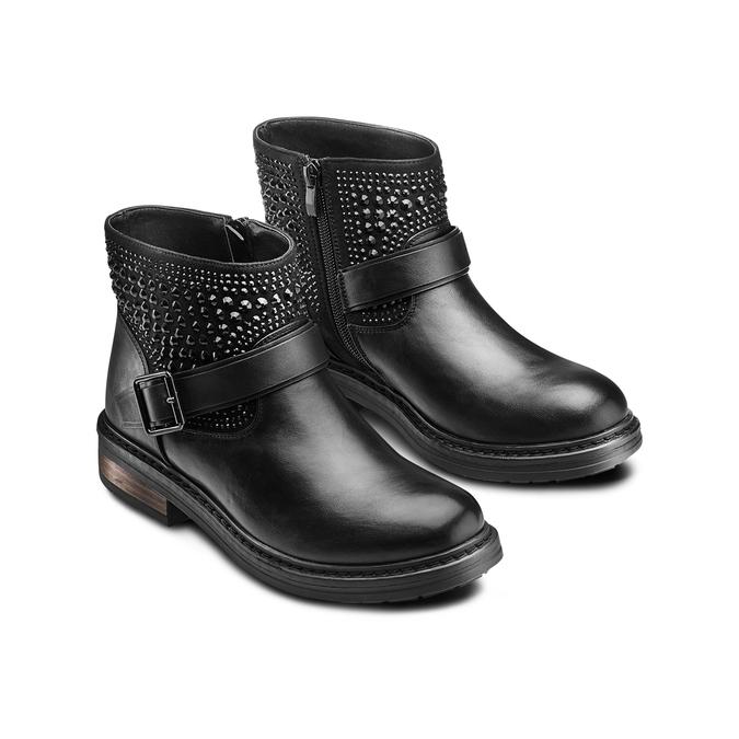 BATA Chaussures Femme bata, Noir, 591-6912 - 16