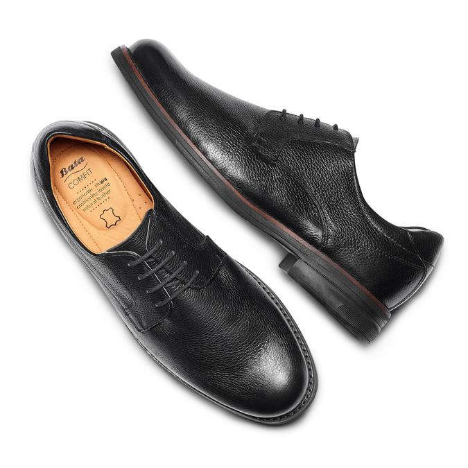 Men's shoes, Noir, 824-6469 - 26