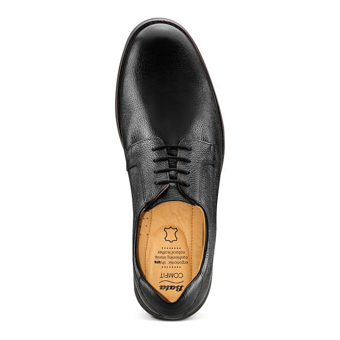 Men's shoes, Noir, 824-6469 - 17