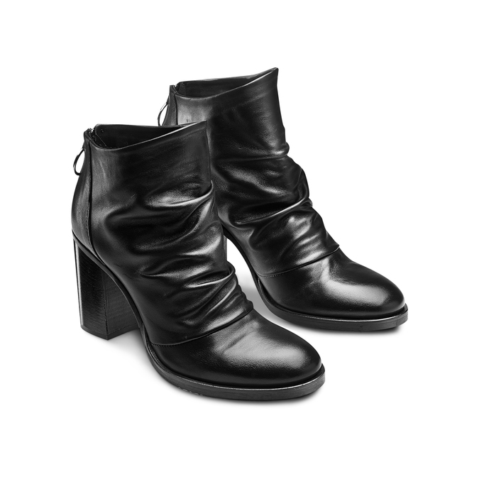 BATA Chaussures Femme bata, Noir, 794-6369 - 16