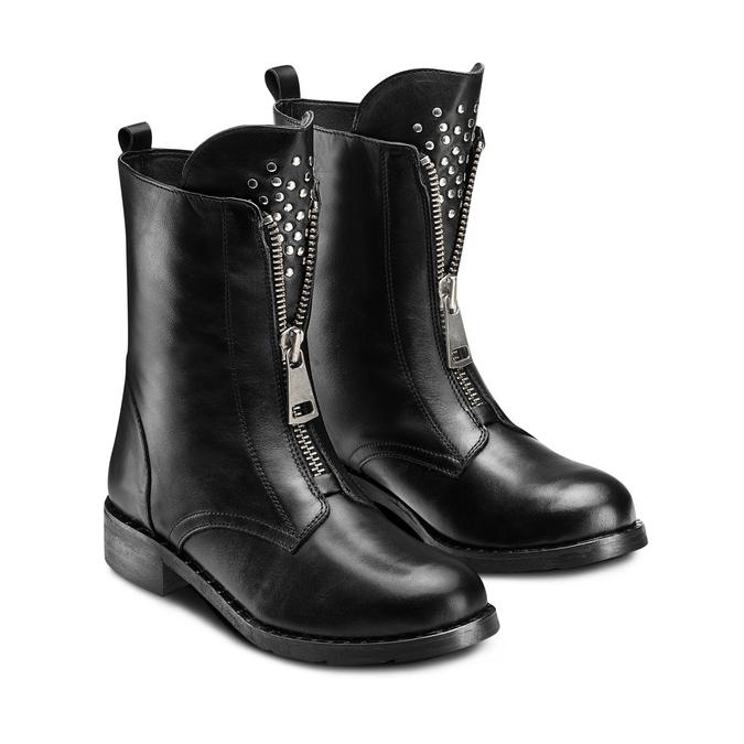 BATA Chaussures Femme bata, Noir, 594-6716 - 16