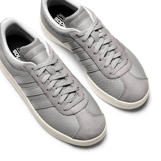 Women's shoes adidas, Gris, 501-2110 - 26