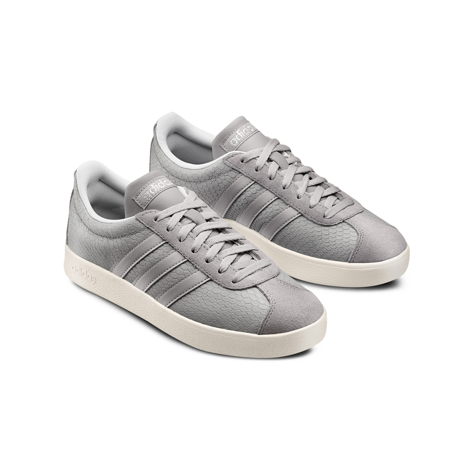 Chaussures Femme adidas, Gris, 501-2110 - 16