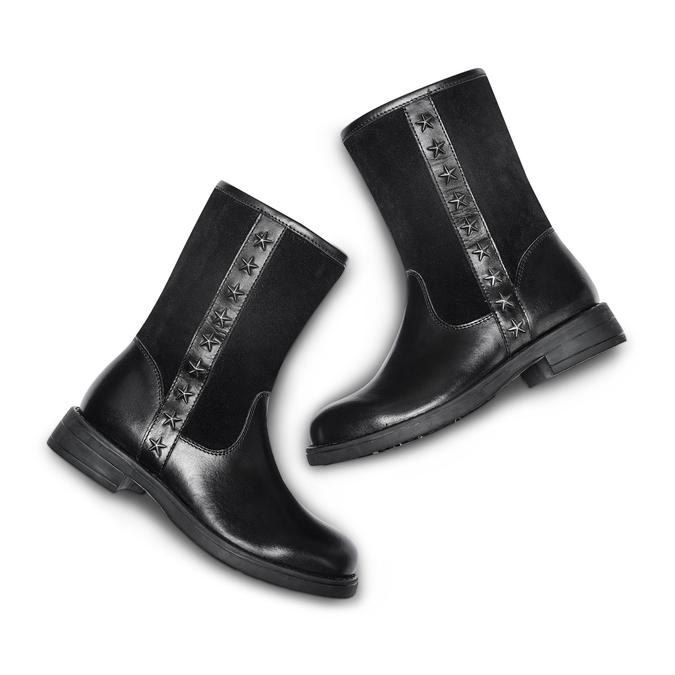 MINI B Chaussures Enfant mini-b, Noir, 394-6290 - 26