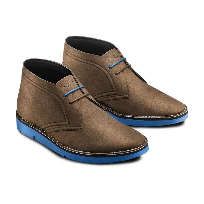 BATA B FLEX Chaussures Homme bata-b-flex, Brun, 849-4578 - 16