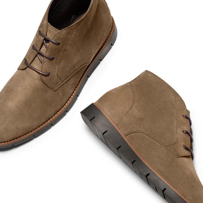FLEXIBLE Chaussures Homme flexible, Brun, 893-4232 - 26