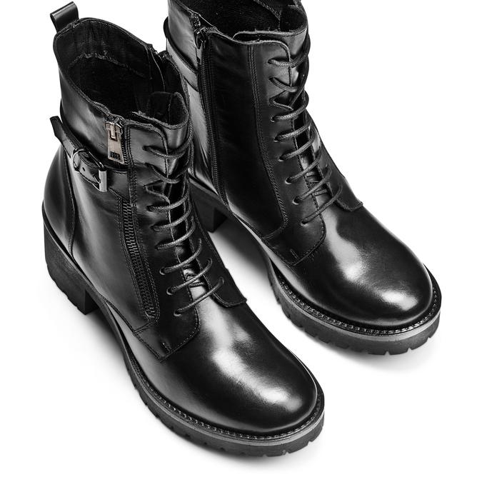 BATA Chaussures Femme bata, Noir, 794-6406 - 17