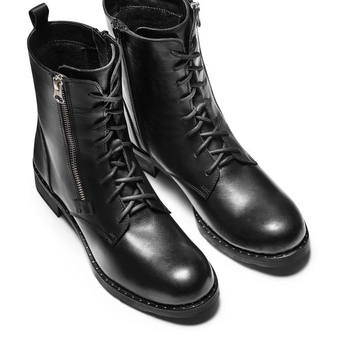 BATA Chaussures Femme bata, Noir, 594-6797 - 17