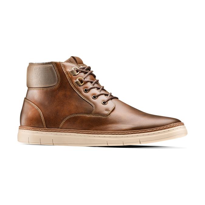 Men's shoes bata-rl, Brun, 891-4252 - 13