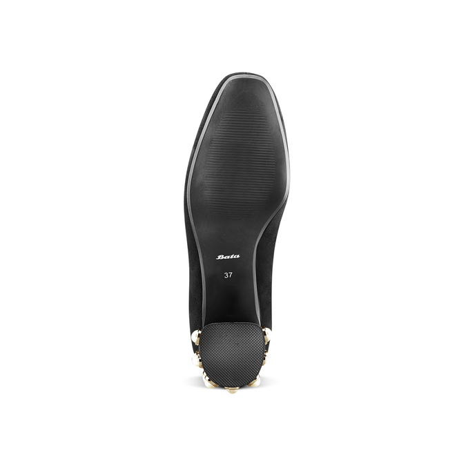 BATA Chaussures Femme bata, Noir, 799-6444 - 19