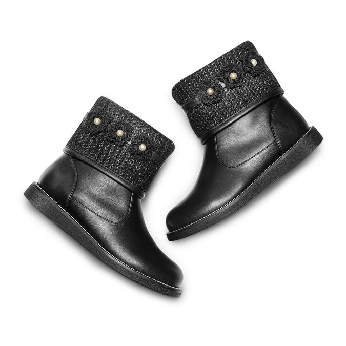 MINI B Chaussures Enfant mini-b, Noir, 391-6148 - 26