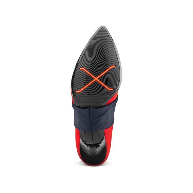 BATA B FLEX Chaussures Femme bata-b-flex, Rouge, 729-5184 - 19