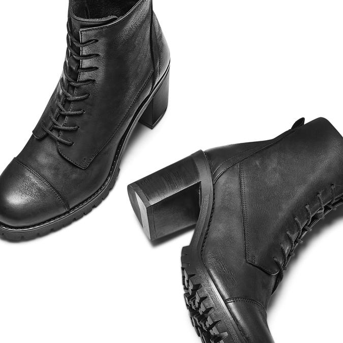 BATA Chaussures Femme bata, Noir, 796-6416 - 26