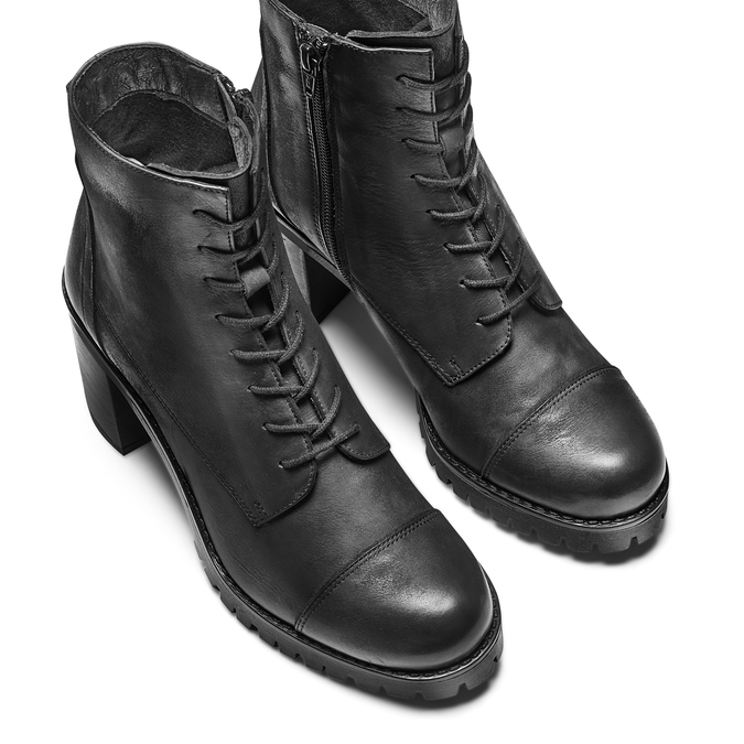 BATA Chaussures Femme bata, Noir, 796-6416 - 17