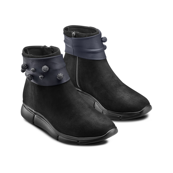 BATA B FLEX Chaussures Femme bata-b-flex, Noir, 599-6736 - 16