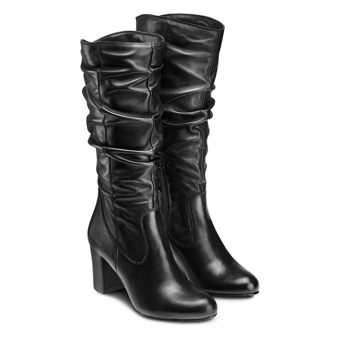 Women's shoes bata, Noir, 794-6242 - 16