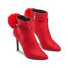Women's shoes bata, Rouge, 799-5438 - 16