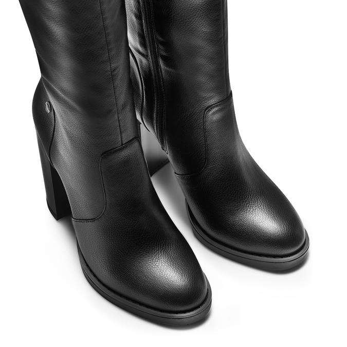 Women's shoes insolia, Noir, 791-6307 - 17