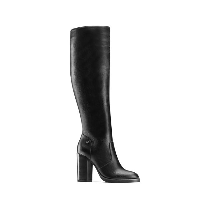 Women's shoes insolia, Noir, 791-6307 - 13