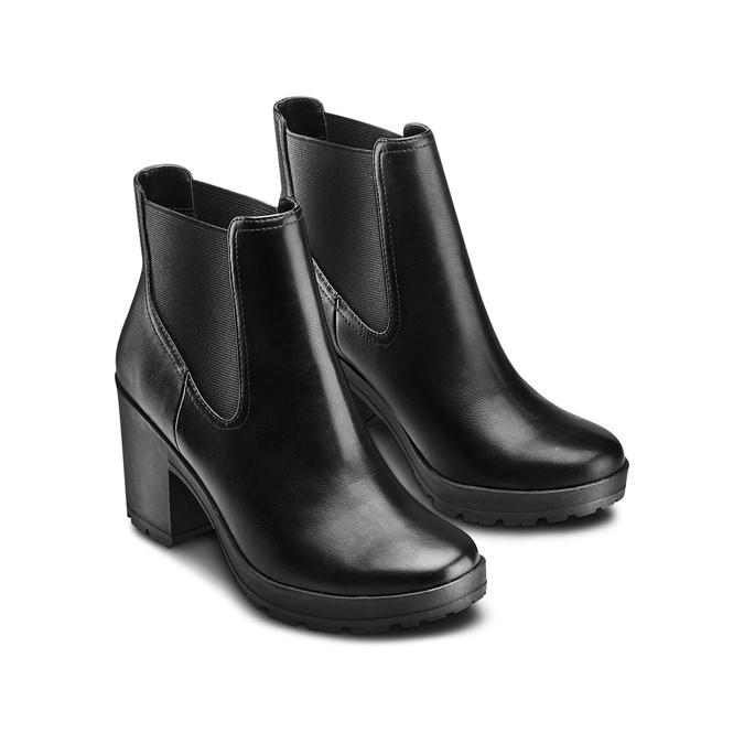 BATA RL Chaussures Femme bata-rl, Noir, 791-6392 - 16