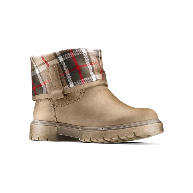 Women's shoes weinbrenner, Brun, 696-3135 - 13