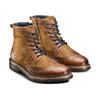 Men's shoes bata, Brun, 893-3294 - 16