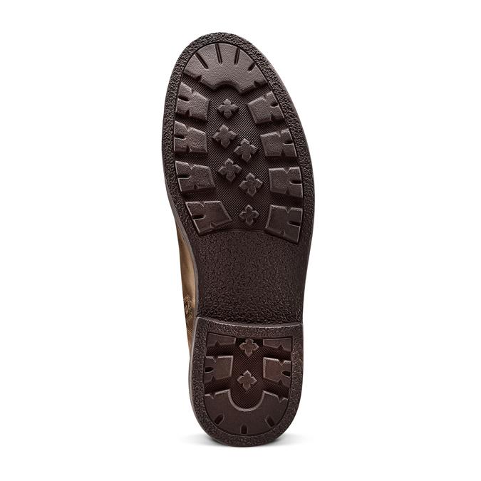 Men's shoes bata, Brun, 894-4323 - 19