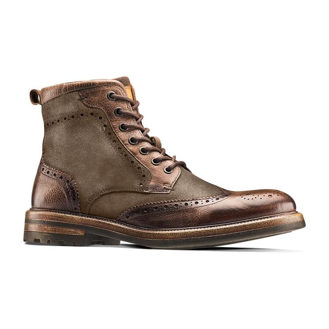 BATA Chaussures Homme bata, Brun, 893-4294 - 13