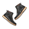 Men's shoes bata-rl, Noir, 891-6407 - 26