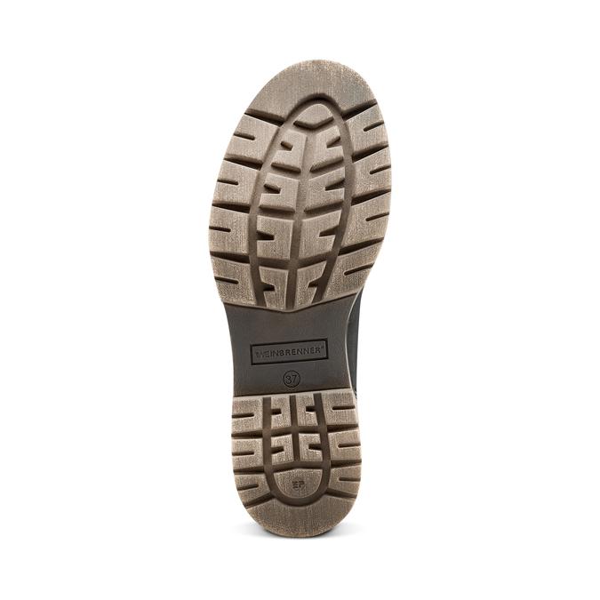 Women's shoes weinbrenner, Bleu, 696-9131 - 19