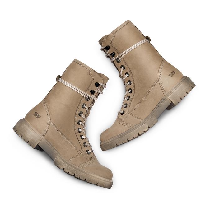 WEINBRENNER Chaussures Femme weinbrenner, Brun, 696-3131 - 26