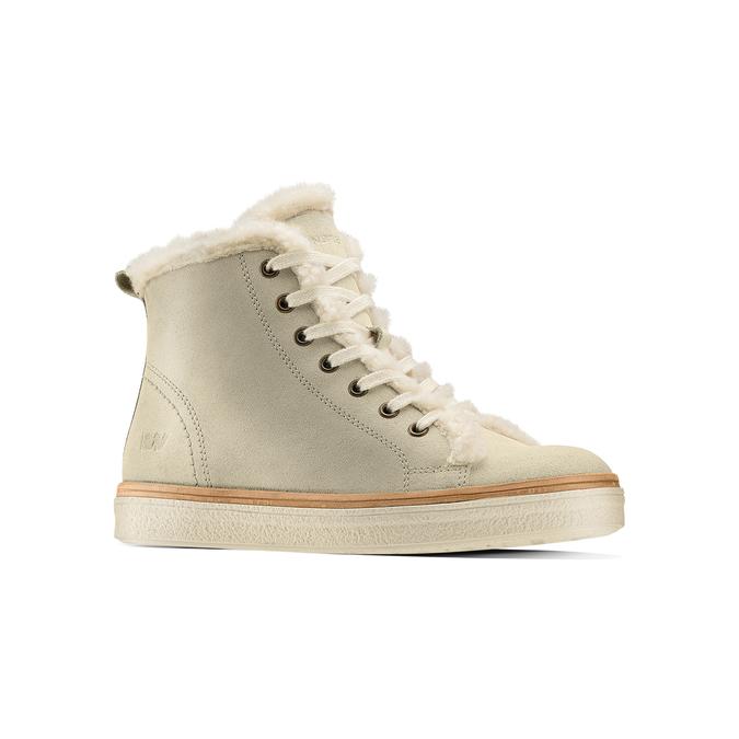 Women's shoes weinbrenner, Blanc, 594-1971 - 13