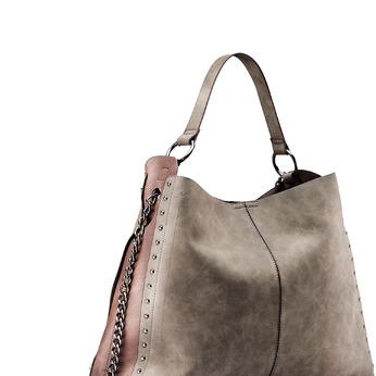Bag bata, Gris, 961-2304 - 13