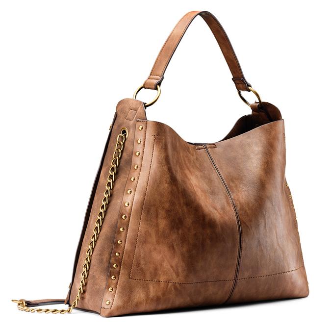 Bag bata, Brun, 961-3304 - 13