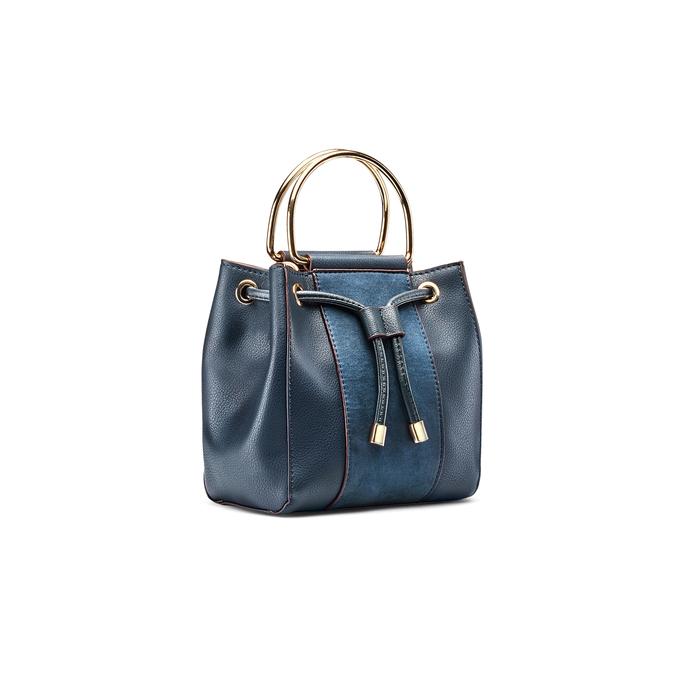 BATA Sac Femme bata, Bleu, 961-9448 - 13