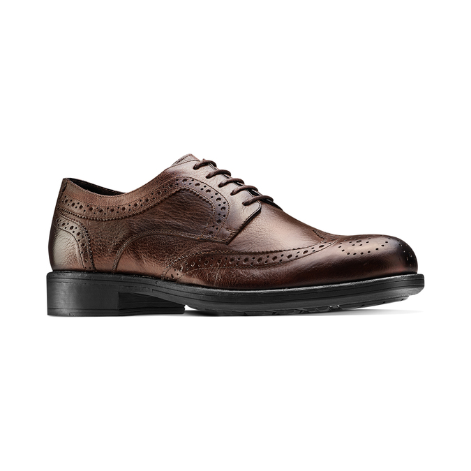 Men's shoes bata, Brun, 824-4568 - 13