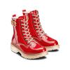 WEINBRENNER Chaussures Femme weinbrenner, Rouge, 598-5462 - 16