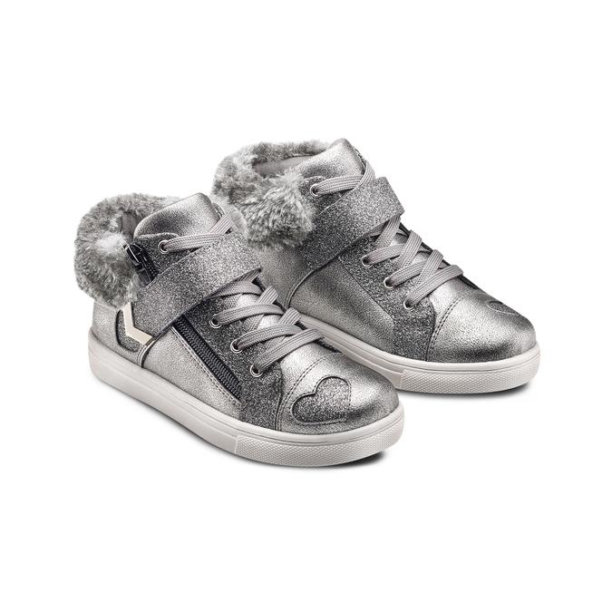 MINI B Chaussures Enfant mini-b, Gris, 321-2400 - 16