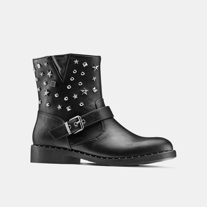 BATA Chaussures Femme bata, Noir, 591-6117 - 13