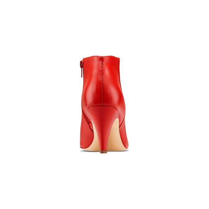 BATA Chaussures Femme bata, Rouge, 724-5377 - 15