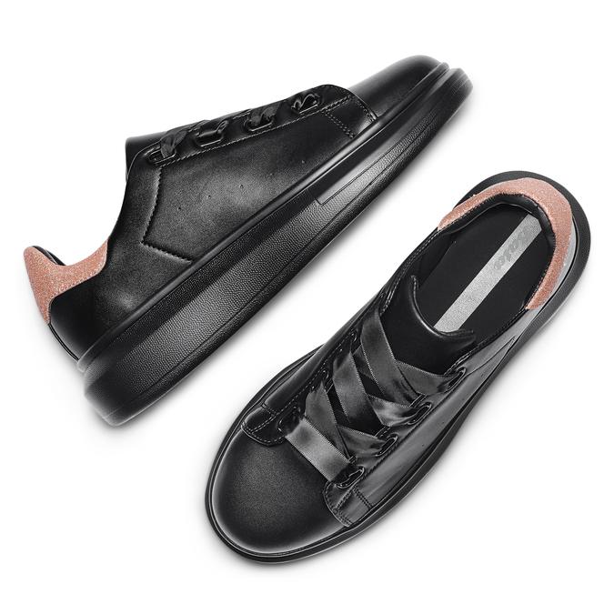 BATA Chaussures Femme bata, Noir, 541-6421 - 26