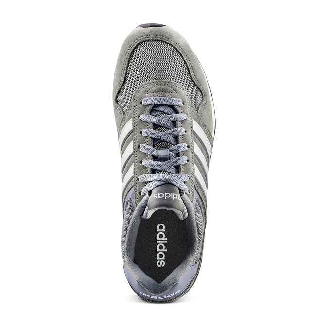 ADIDAS  Chaussures Homme adidas, Gris, 803-2102 - 17