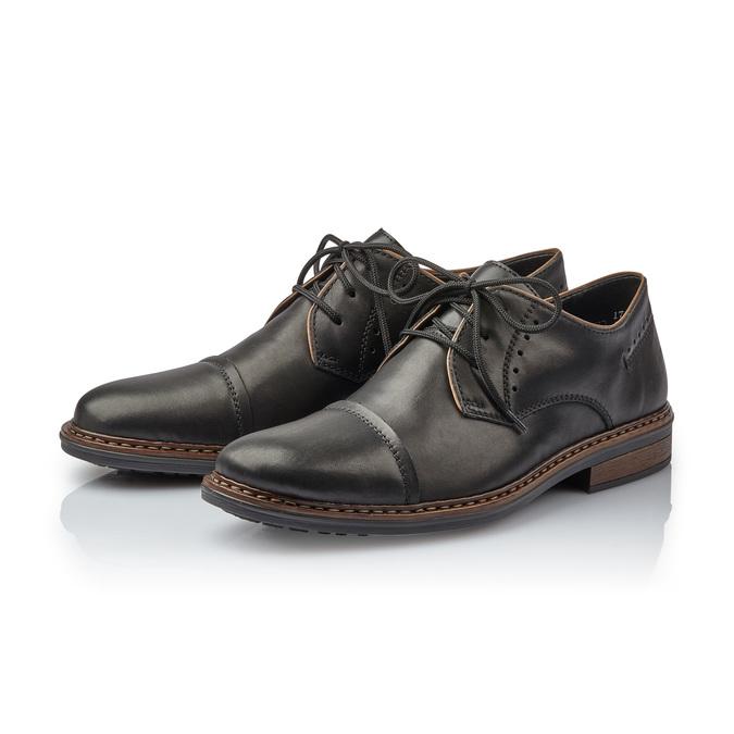 RIEKER Chaussures Homme rieker, Noir, 824-6119 - 26