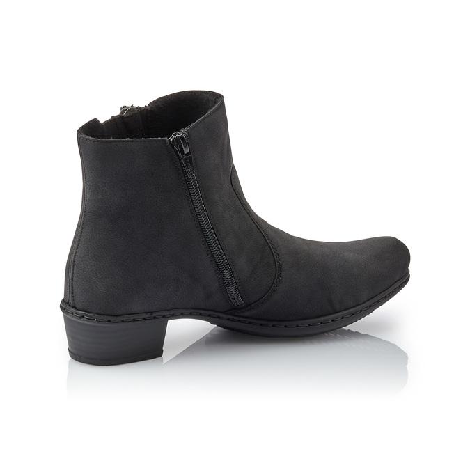RIEKER Chaussures Femme rieker, Noir, 591-6235 - 15