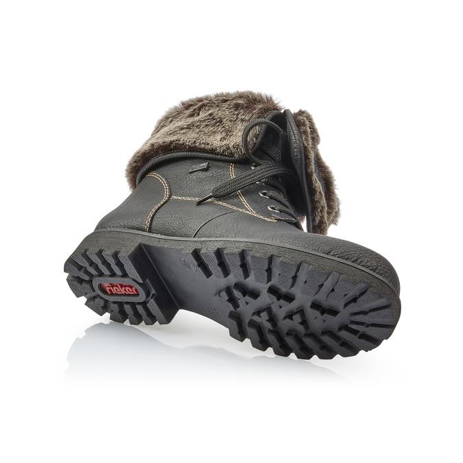 RIEKER Chaussures Femme rieker, Noir, 591-6392 - 17